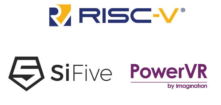 SiFive RISC-V PowerVR GPU
