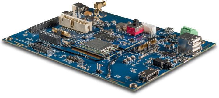 Snapdragon 212 Home Hub SBC