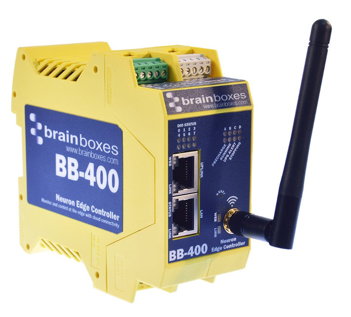 bb-400 neuron edge industrial controller