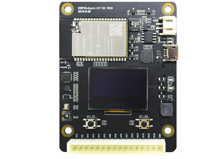 ESP32 Azure IoT Kit