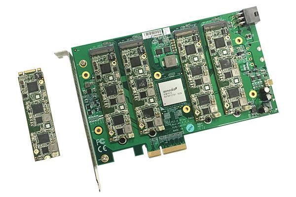 AI Core XP8 Myriad X PCIe Card