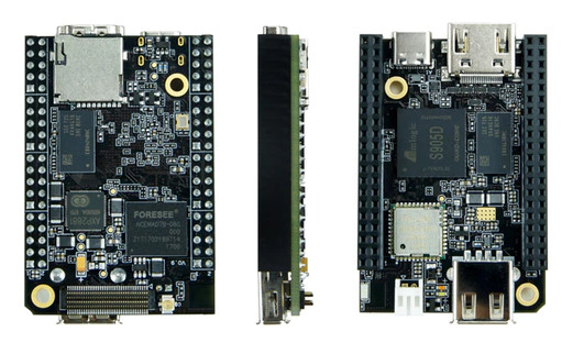 CHIP Amlogic Board