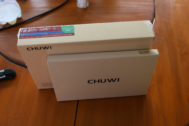 CHUWI HIPAD LTE + Keyboard Packages