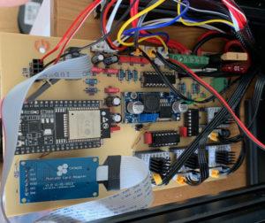 ESP32 3D Printer Controller Board