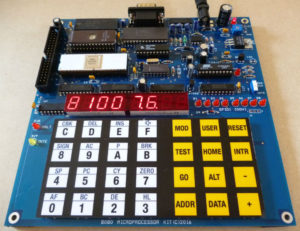 Intel 8080 Processor Development Kit