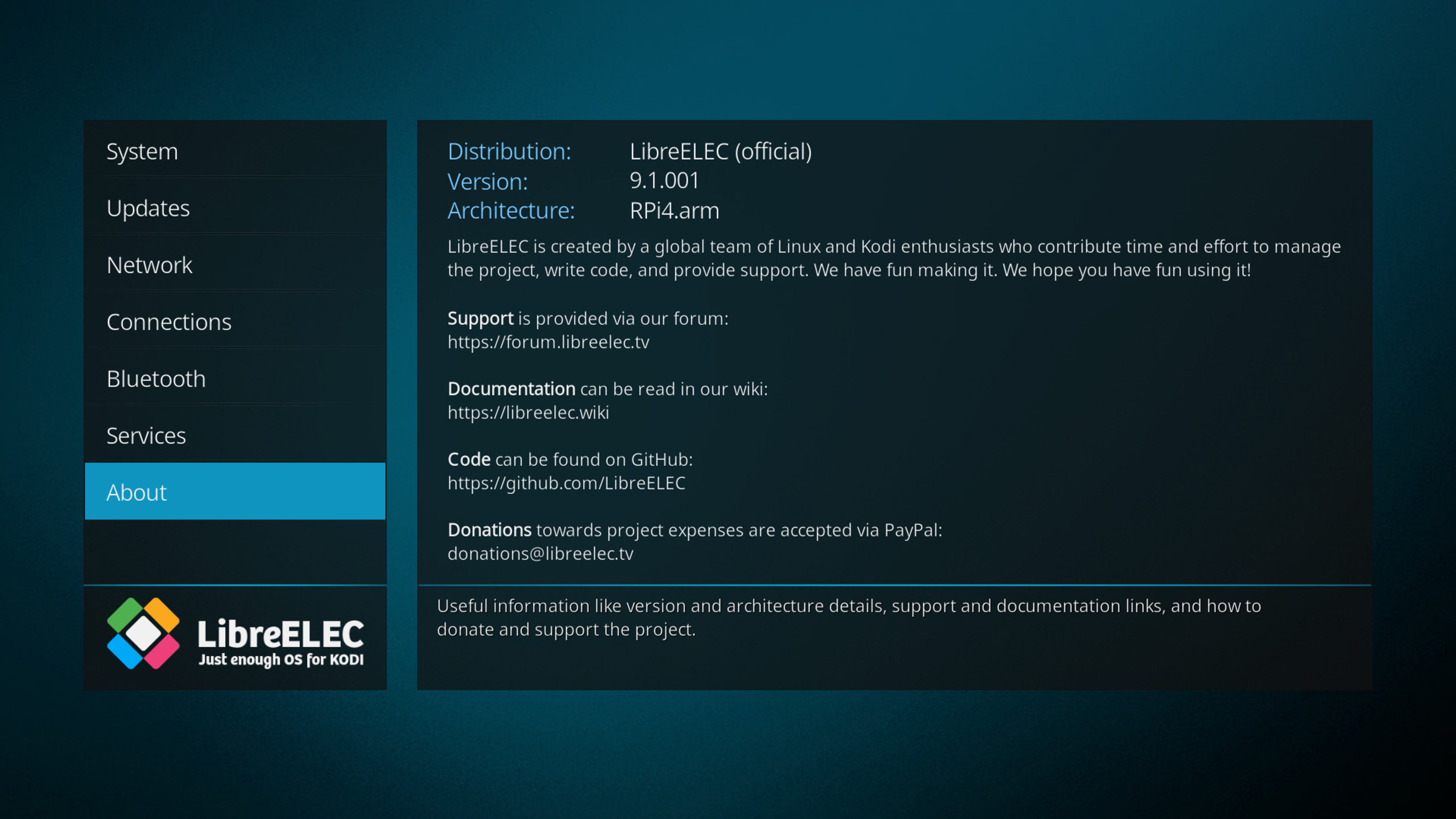 4K Video Playback on Raspberry Pi 4 with LibreELEC (Alpha)