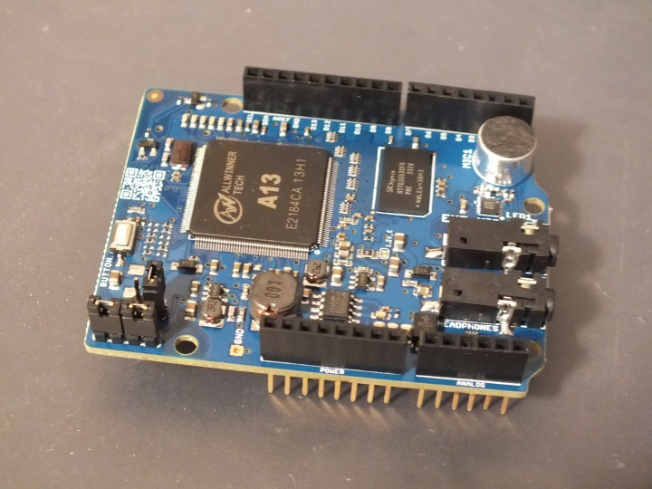MOVI Shield Arduino