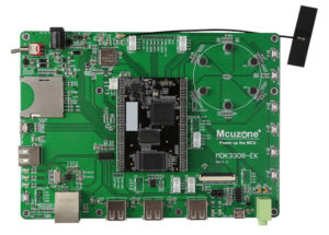 Mcuzone MDK3308-EK Rockchip-RK3308 Development Board