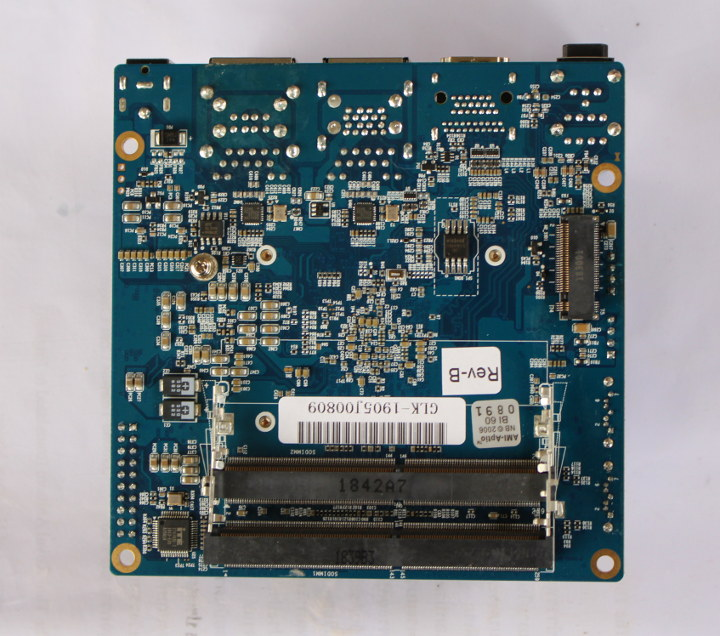 ODROID-H2 RAM M.2 NVMe Socket