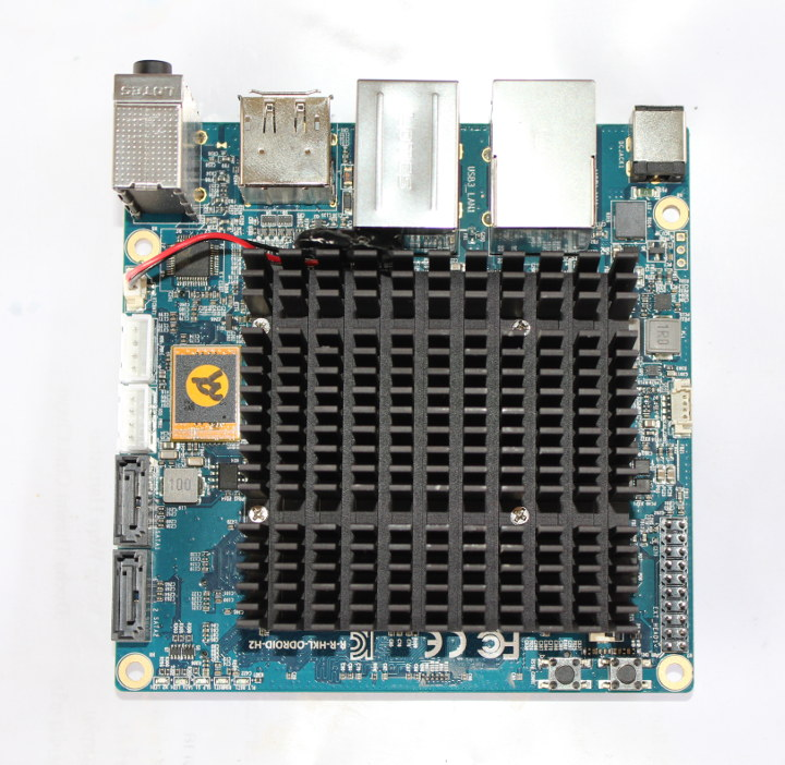 ODROID H2 RTC eMMC Flash