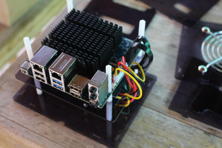 ODROID-H2 Rev B Enclosure