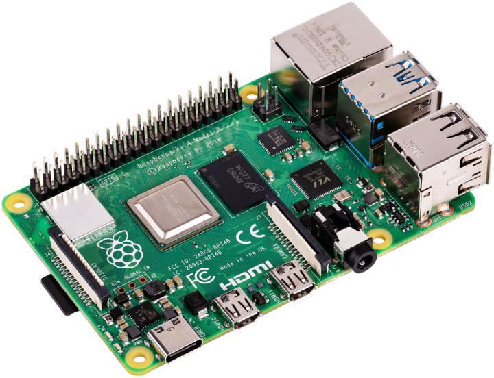 Raspberry Pi 4 SBC