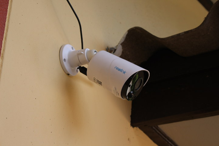 Reolink Argus Eco IP Camera Wall Mounted
