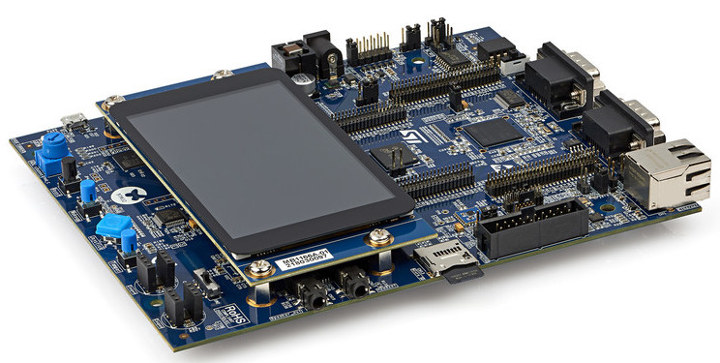 STM32H747I-EVAL STM32H7 dual-core development board