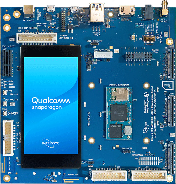 Open-Q 820Pro Snapdragon 820E Development Board