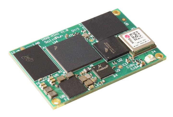 Solidrun i.MX 8M Mini SoM