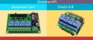 Strawberry4Pi Boards