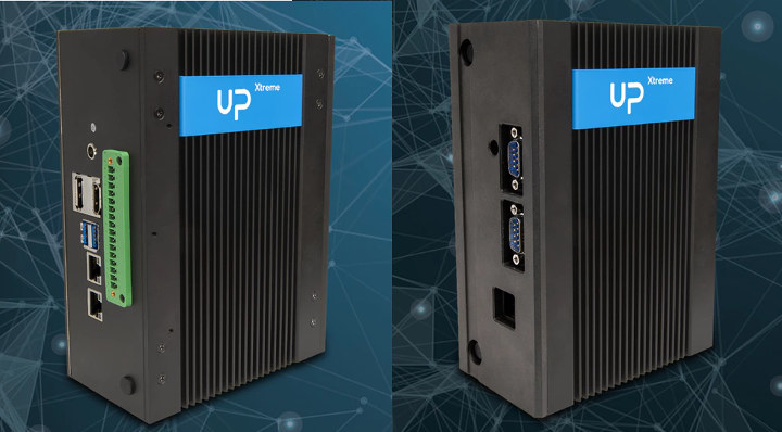 UP Extreme Fanless Chassis