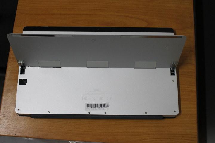 Xidu Philpad microSD slot