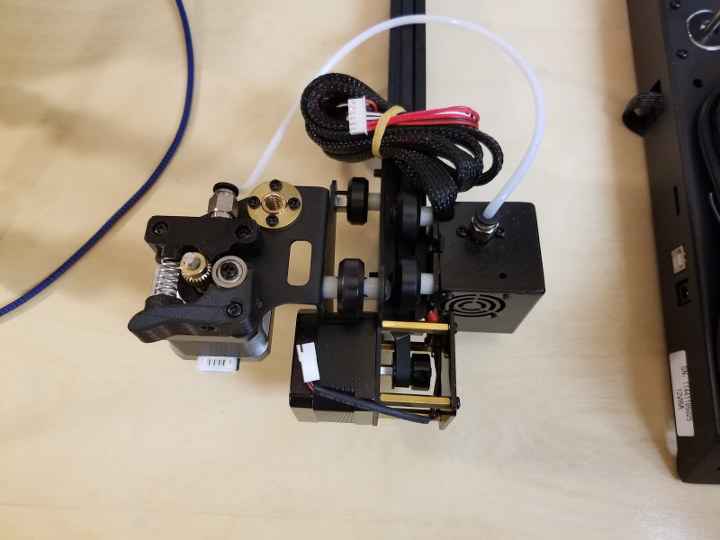 Zonestar Z6 3D Printer Assembly