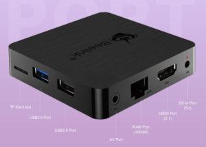 Amlogic S905X3 TV Box
