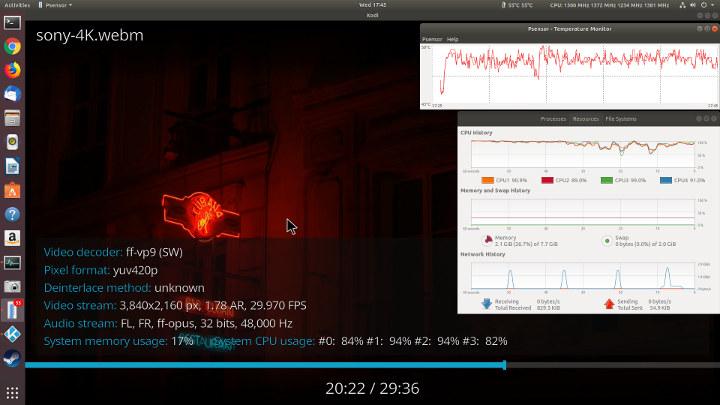 Beelink L55 fan effectiveness software encoding