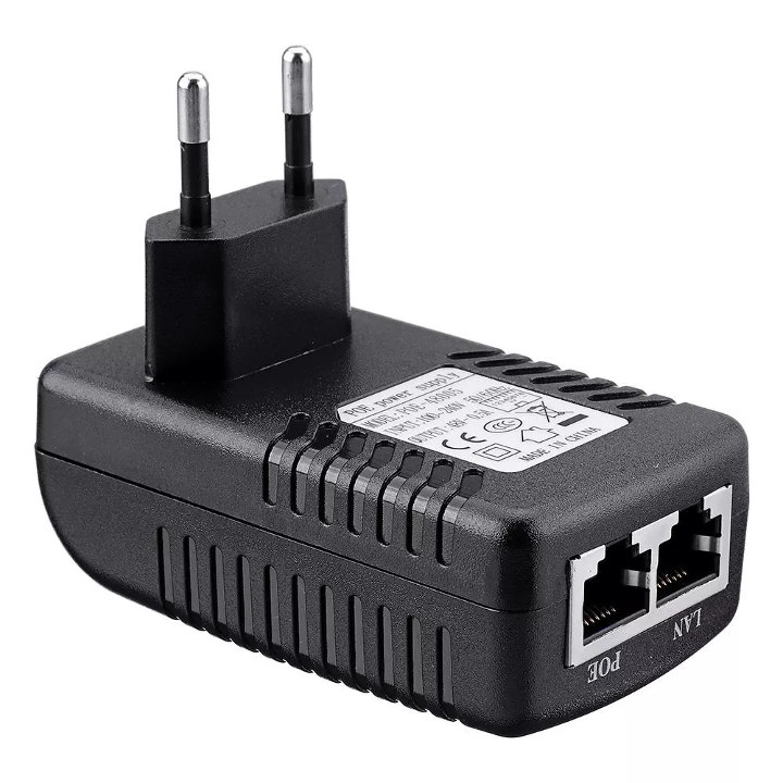 Cheap EU PoE Plug