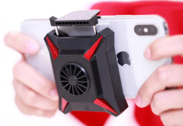 Smartphone Cooling Fan