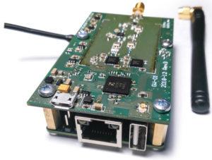 GW-01 Orange Pi Zero H2+ LoRa Gateway