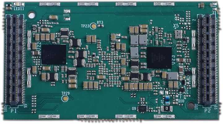 Inforce Computing SoM Board-to-Board Connectors
