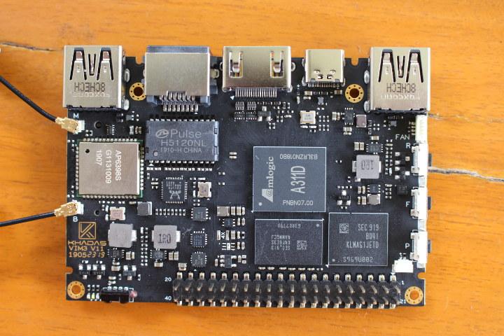 Khadas VIM3 Amlogic-A311D Develoment Board