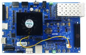 MYD-CZU3EG development board
