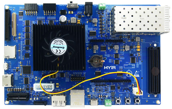 MYD-CZU3EG development board