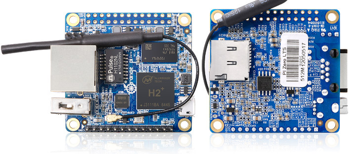 Orange Pi Zero-LTS