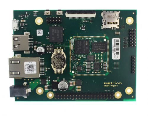 STM32MP1 emSBC-Argon