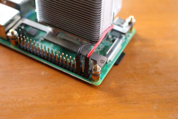 Raspberry Pi Fan Wiring