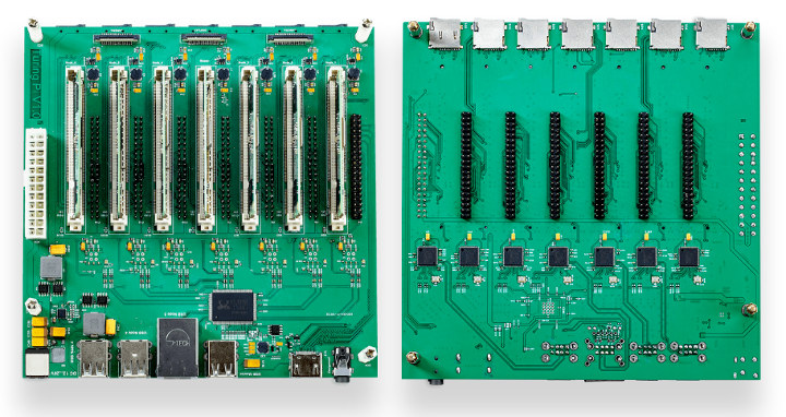 Turing Pi Cluster Board