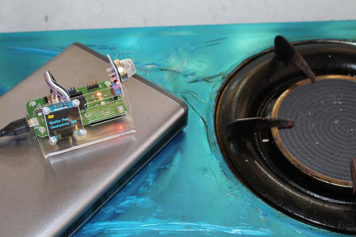 ANAVI Gas Leak Detector