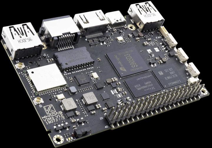 Amlogic S905D3 SBC