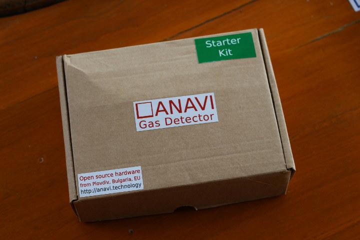 Anavi Gas Detector Starter Kit