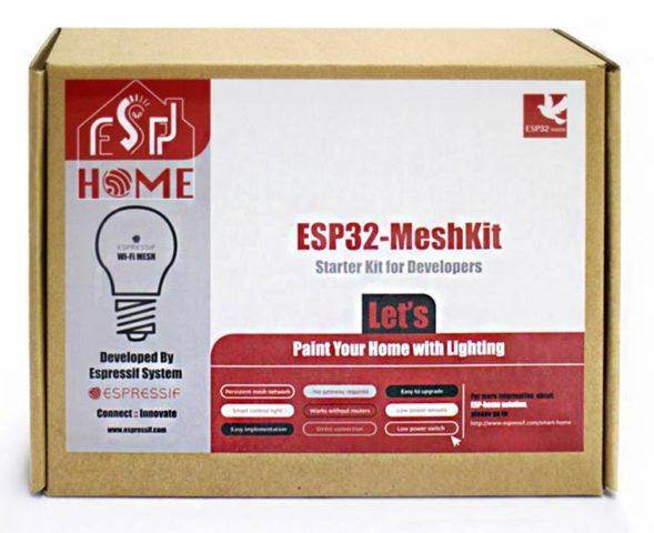 ESP-MESH kit