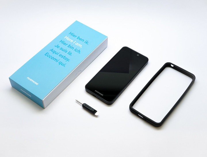 Fairphone 3 accessories