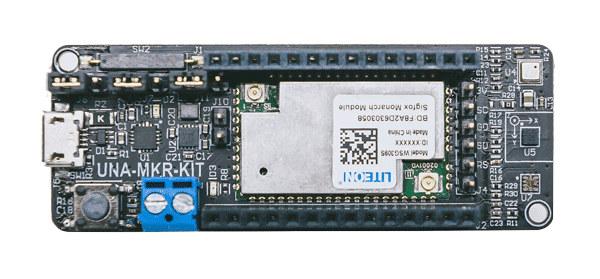 LITE-ON Sigfox Monarch Module Board