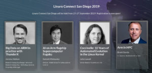 Linaro Connect San Diego 2019
