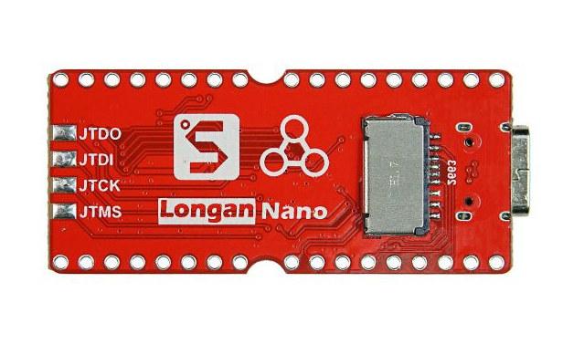 Longan Nano JTAG & microSD