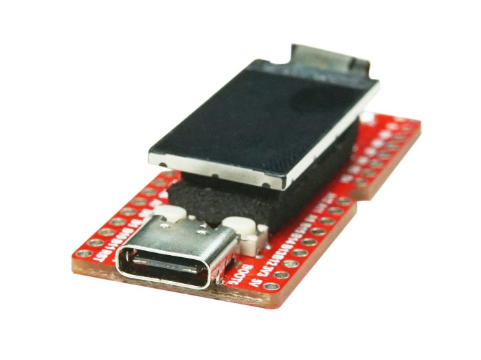 $5 Longan Nano GD32V RISC-V Development Board Comes with LCD Display and Enclosure