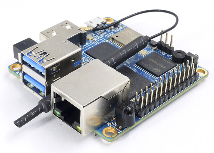 Orange Pi Zero2 USB 3.0