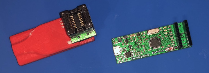 Padauk MCU Open Source Programmer