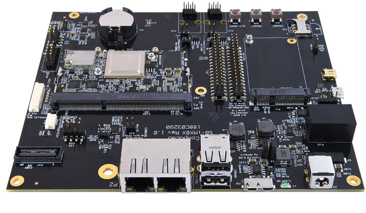 SBC-iMX8X-Single-Board-Computer