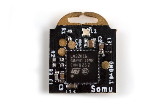 STM32 FIDO2 secure key